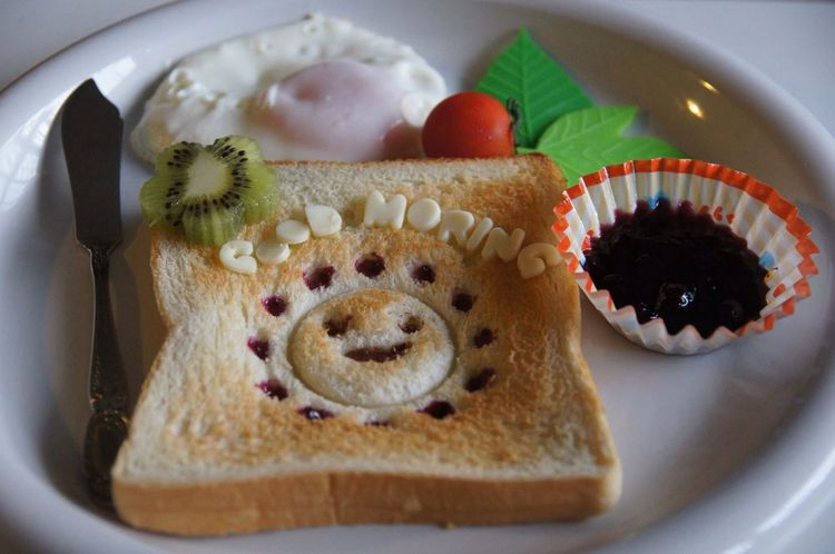 Goodmorning☀ Breakfast ♥ Artfood Food Photography