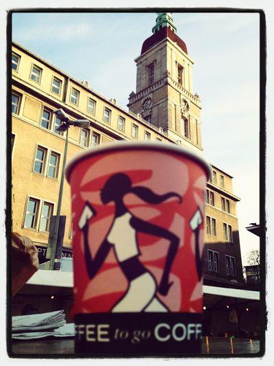 Drinking A Latte Friedenau Now
