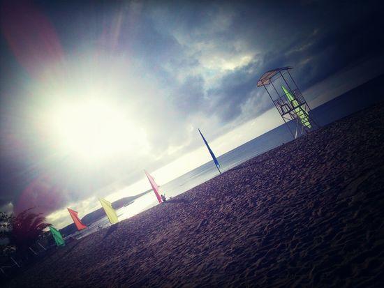 best way to start my morning is to walk around the beach ❤ Laiya