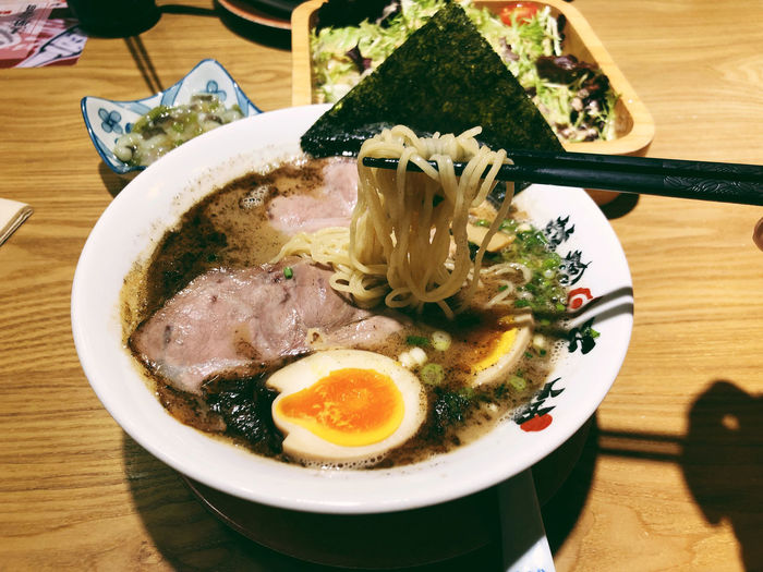 Ramen Ramen Noodles Love Favorite Delicious Yummy Noodles Japanese Food Japanese  Asian Food Freshness Food Food And Drink Ready-to-eat Table Bowl Indoors  Soup Close-up Meal Serving Size Meat Egg Boiled Egg Noodle Soup