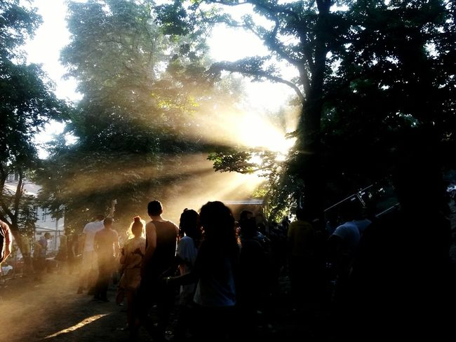 Music Brings Us Together EXIT Festival Taking Photos Morning Sky Goldenhour Exit Magic 2016