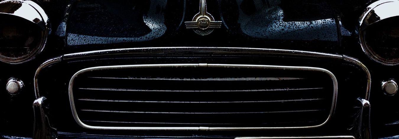Morris Car Rainy Days EyeEm Best Edits