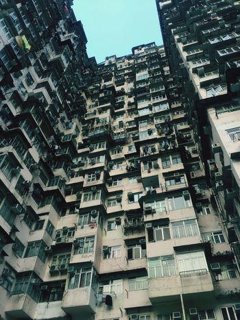 HongKong Built Structure Architecture City Building