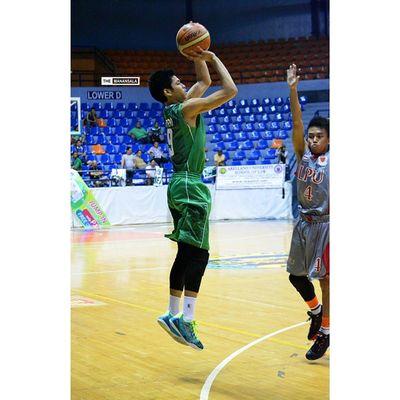 Rivero @riccinsweetness ??? . . . NCAA Ncaa90 Ncaaseason90 CSBvsLPU juniors benilde lsgh greenies lyceum hoop basketball themanansala