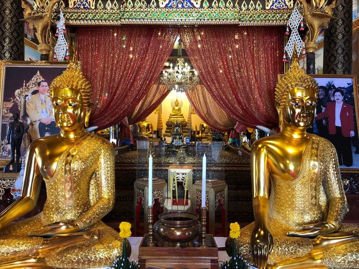 Hope stone Belief Religion Art And Craft Gold Colored Spirituality Place Of Worship No People Indoors  Gold Built Structure Architecture