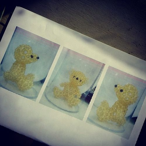 Daily Life Everyday 어느날 반해버려서 도안 을 샅샅이 찾아 도안 쟁취했어요 테디베어 teddybear beads 비즈diy 비즈도안 곰 곰돌이 조만간 완성샷 올릴테니 하트 파바박 좋아요 파바박 댓글 잊지마세욤 도안 필요하면 도안보내드릴게요 모두모두 홧팅 handmade 핸드메이드