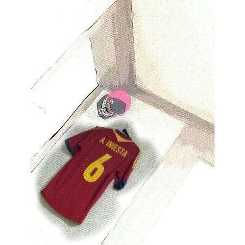 스페인 레플 Iniesta