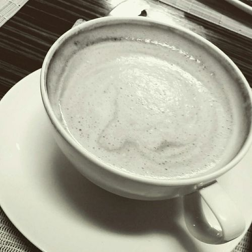 Vanilla Cappucino