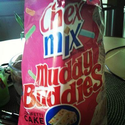everyone needs to try these! Chexmix Muddybuddies
