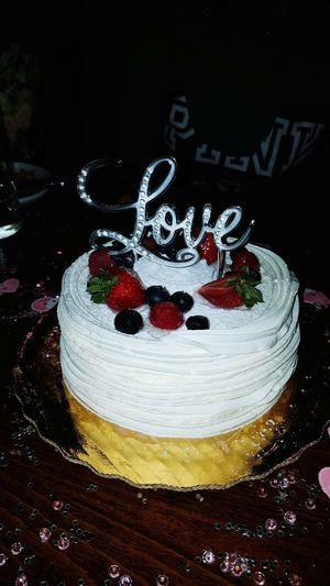 Love Cake Love