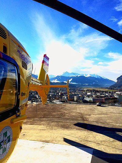 Helicopter Rescue EyeEm Best Shots Winter