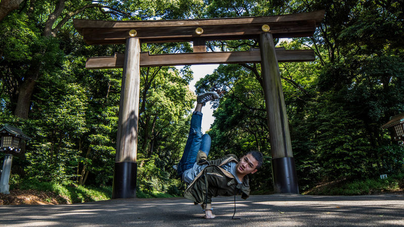 Adventure Club Airchair BBOY Dance Dancing Dancing Around The World Japan Japanese  Meiji Shrine Tokyo Tokyo Street Photography Tokyo,Japan Showcase July Athleisure Uniqueness