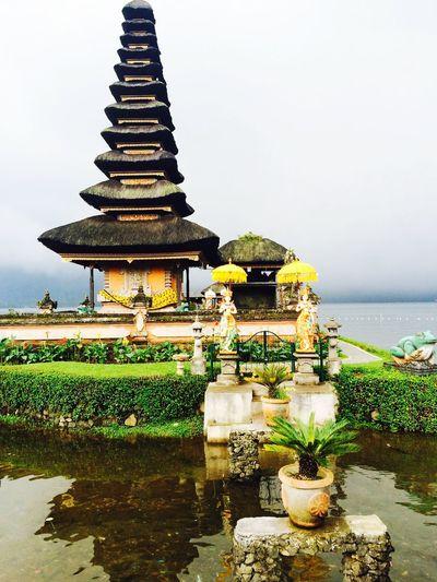 Pura Ulun Danu Pura Ulundanu Danau Bratan Bali