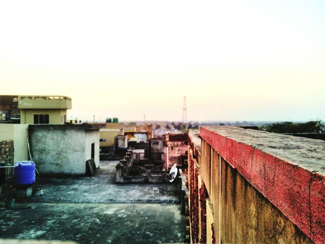 Home Is Where The Art Is No People Sky City India Punjab