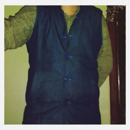 Nehrujacket Kurta Indian Wear Kurta Jacket