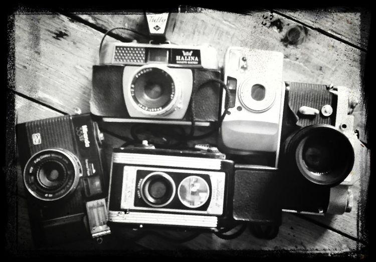 Black & White Its A Camera Click Click still around.
