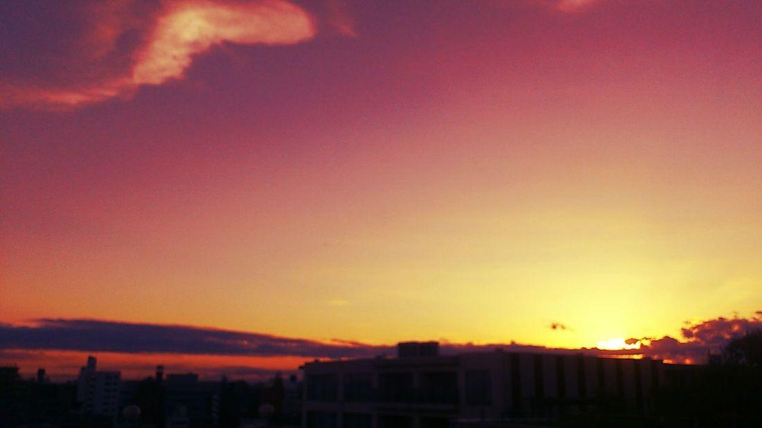 Sunset_collection Sky_collection Sunset #sun #clouds #skylovers #sky #nature #beautifulinnature #naturalbeauty #photography #landscape