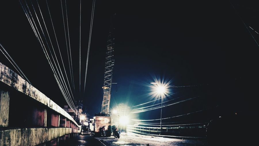 Night Illuminated Bridge - Man Made Structure Sky No People Architecture City Winter Outdoors Cityscape Architecture EyeEm Tarlac Tarlac, Philippines EyeEm Vison EyeEm Phillipines Lost In The Landscape