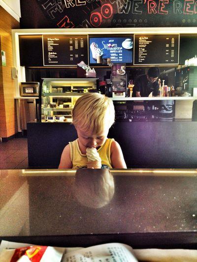 Breakfast at McDonald's / McCafé Breakfast