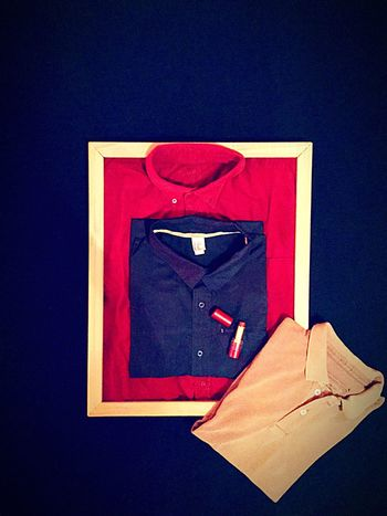 Red Close-up Modern Vibrant Color Symbol Diminishing Perspective No People Blue Shirt Red Shirt Framed Frame Wooden Shirts Colors Of Life Pattern, Texture, Shape And Form Contrasting Colors Lipstick Opened Symbolism Is Everything Male And Female Out Of Order Out Of The Window Out Of Frame Variations