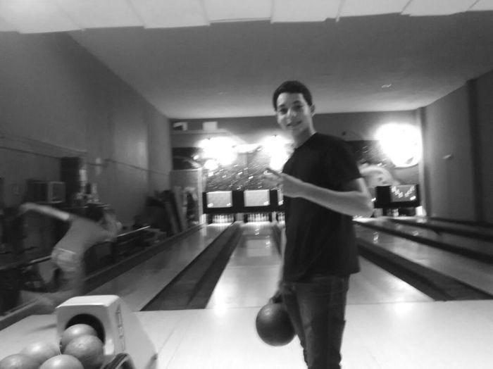 Strike!!!!!!! Taking Photos Hello World