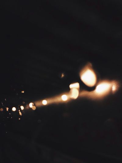 Pivotal Ideas Lights Rain Glass Reflection Car