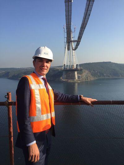 Boğaz Köprüsü YavuzSultanSelimKöprüsü Garipçe Tabla