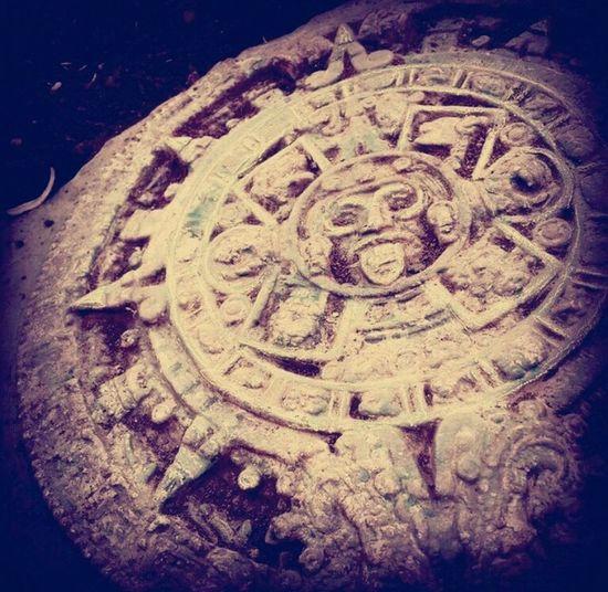 Outside My Front Door ~ Astec Sun Dial