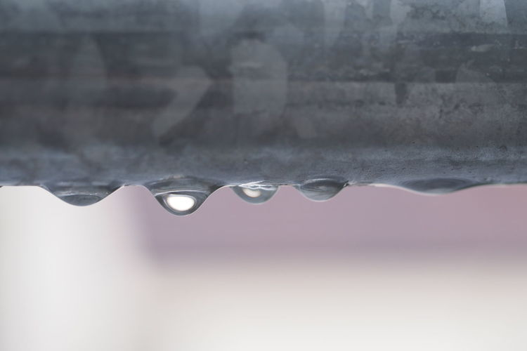 No Filter Backgrounds Beauty In Nature Close-up Cold Temperature Day Dripping Drop Freshness Nature No People Purity RainDrop Water Weather Wet Winter 雫