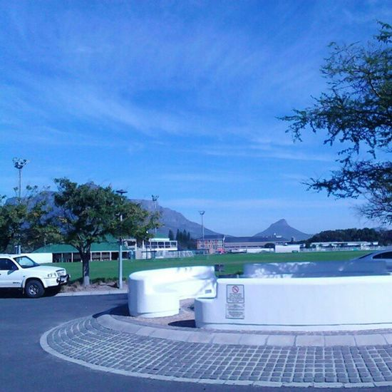 View of Lionshead from Pinelands . Classfieldtrip