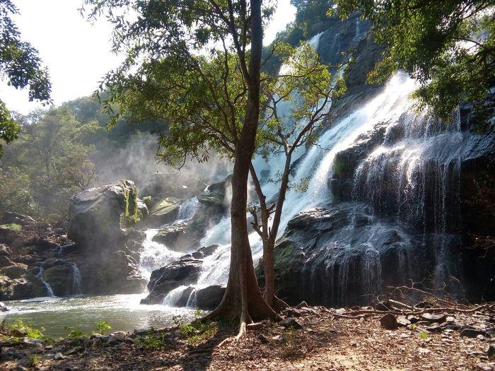 Showcase: December First Eyeem Photo Hobbies Photography EyeEm Nature Lover Nature Waterfalls Waterfall #water #landscape #nature #beautiful Beautiful Nature Beautiful Waterfall
