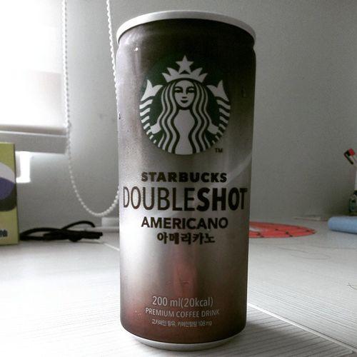 Starbucks Doubbleshot from korea?