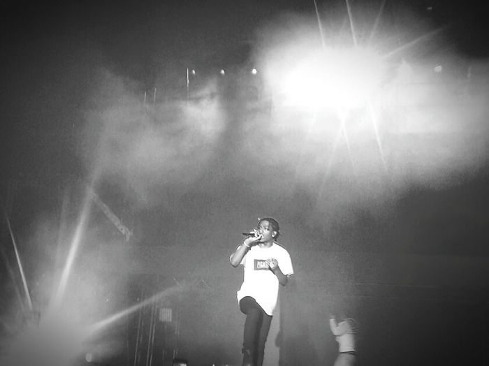 My life is like a movie, they should film me through it - A$AP Rocky Concerts A$AP Mob Enjoying Life Turn Up Toronto Echo Beach Tyler The Creator Dany Brown Music Vince Staples