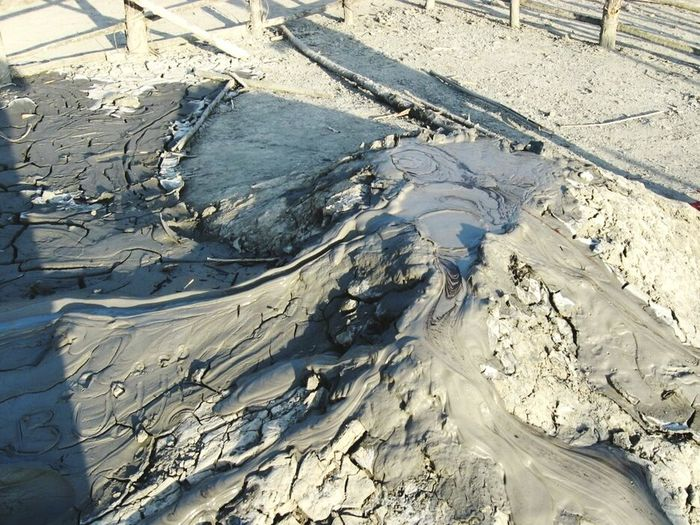 Volcanoes Mud Volcanoes Andamans India
