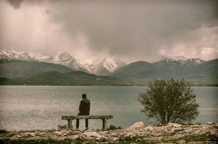 Turkey Photography Alone Model