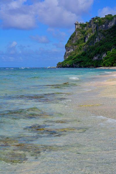 Fai Fai Beach and Puntan dos Amantes, Guam