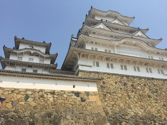 Castle Himeji Himeji Castle Himeji, Japan Hisotric Hyogo Japan Japanese History