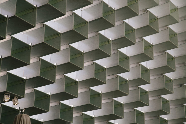 Pattern Fibreglass Geometric Light And Shadow Hyde Park Bjarkeingelsgroup Architecture The Graphic City Building