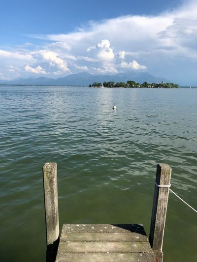 Chiemsee Water