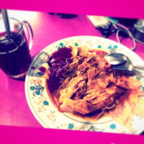 #PhotoGrid #roticanai#malaysia#food..