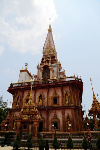 Thailand Phuket Tapınak Temple Travel Holiday Seyehat Photography First Eyeem Photo EyeEm Gallery