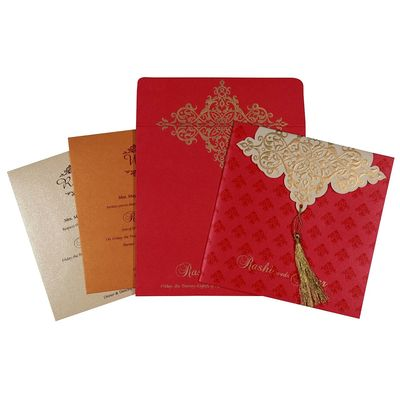 Pick this perfect design of Designer Wedding Cards with latest and finest pattern. The fascinating wedding invitation designs and shimmer paper artwork is a result of handwork and commitment of our skilled designers and manufacturers. https://www.123weddingcards.com/card-detail/D-1756 Or Visit Here for More at https://www.123weddingcards.com/designer-wedding-cards-invitations 123WeddingCards Affordable Wedding Invitations Cheap Wedding Cards Cheap Wedding Invitations Designer Invitations Designer Invites Designer Wedding Invitations Wedding Cards Wedding Invitations By 123WeddingCards