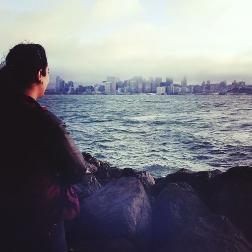 Treasure Island San Francisco San Francisco Bay TheCity Baylife Bayliving Bay Area Beauty In Nature Theworldisyours Perfect Moment Windycity Waves, Ocean, Nature Pacific Ocean Enjoying Life Relaxing That's Me Hello World Check This Out Beautiful Nature