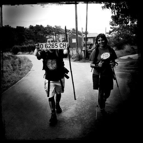 Ultreia peregrinos! Caminodelnorte  Stjamesway  CaminodeSantiago