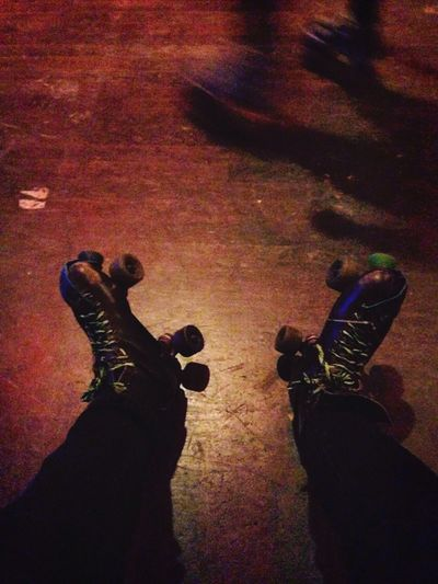 Roller disko From My Point Of View