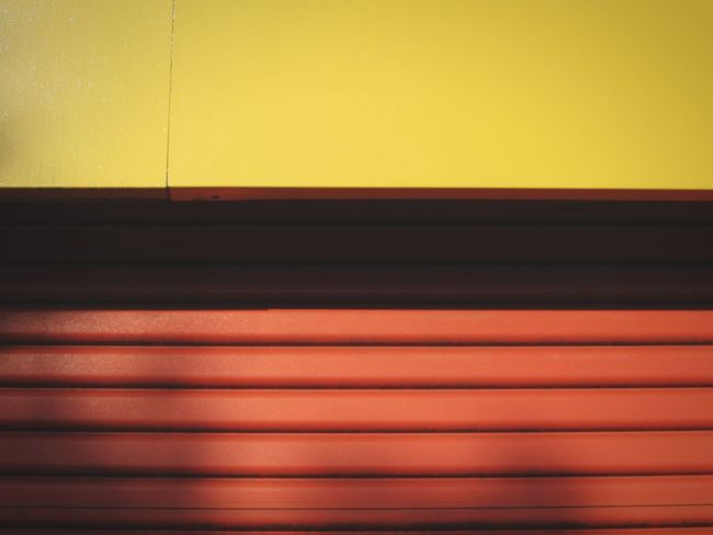 ◽primary colours◽ Check This Out Urban Geometry Urban_collection Red And Yellow Bright_and_bold Sunny Sunny Evening Sunlight And Shadow From My Point Of View Fine Art Photography Abstract Minimalist Simplicity Light And Shadow Showcase May The Moment - 2016 Eyeem Awards Fine Art One Plus Two
