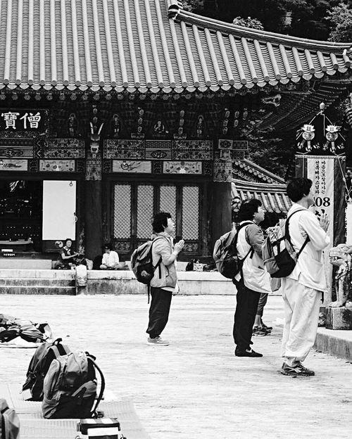 Religion Religious  Faith Faithful Buddhism Buddist Temple Korean Buddhist Temple Korean Buddhism Bnw Monochrome Temple Blackandwhite Photography Blackandwhite Black&white Black & White Black And White Black And White Photography Monochrome Photography