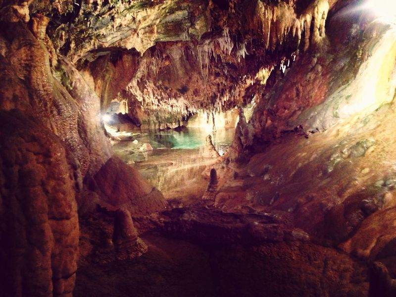 Beautiful Caverns