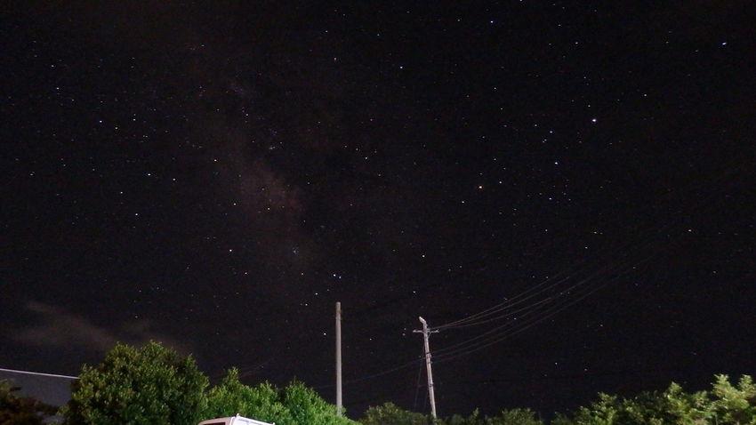 八丈島 Japan Tokyo Beautiful Night Stars Sky Black Hachijo-island OpenEdit