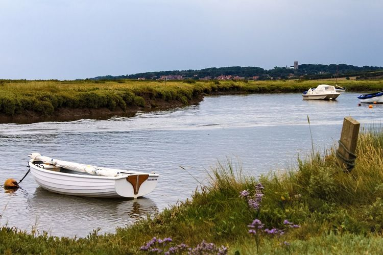 Boats Seaside Summer Natural Beauty Beauty In Ordinary Things Norfolk Uk Morston Creek Showcase June